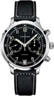 Longines Heritage Chronograph L2.790.4.53.0