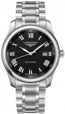 Longines Master Automatic 40mm L2.793.4.51.6