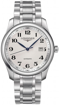 Longines Master Automatic 40mm L2.793.4.78.6