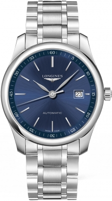 Longines Master Automatic 40mm L2.793.4.92.6