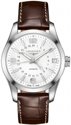Longines Conquest Classic Automatic GMT 42mm L2.799.4.76.3