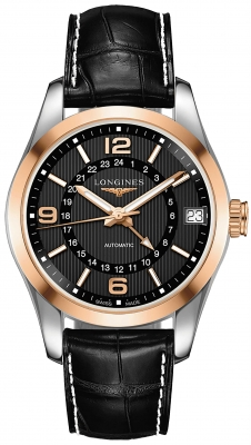 Longines Conquest Classic Automatic GMT 42mm L2.799.5.56.3
