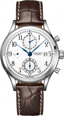 Longines Heritage Chronograph L2.815.4.23.2