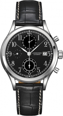 Longines Heritage Chronograph L2.815.4.53.0