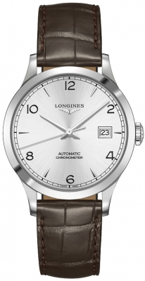 Longines Record 38.5mm L2.820.4.76.2