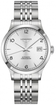 Longines Record 38.5mm L2.820.4.76.6