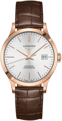 Longines Record 38.5mm L2.820.8.72.2