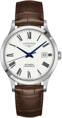 Longines Record 40mm L2.821.4.11.2