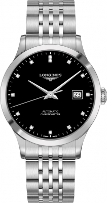 Longines Record 40mm L2.821.4.57.6