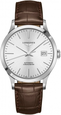 Longines Record 40mm L2.821.4.72.2