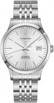 Longines Record 40mm L2.821.4.72.6