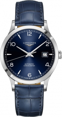 Longines Record 40mm L2.821.4.96.4