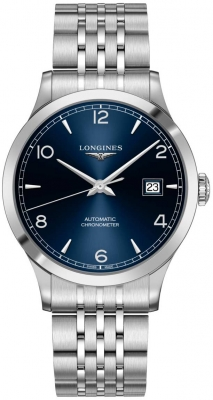 Longines Record 40mm L2.821.4.96.6