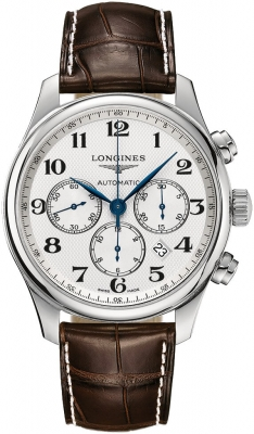 Longines Master Automatic Chronograph 44mm L2.859.4.78.3