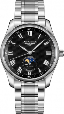 Longines Master Moonphase Automatic 40mm L2.909.4.51.6