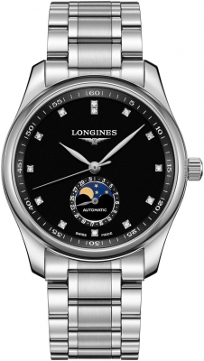 Longines Master Moonphase Automatic 40mm L2.909.4.57.6