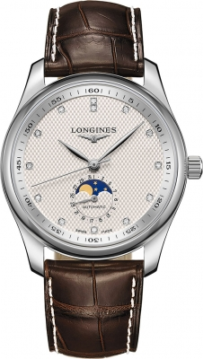 Longines Master Moonphase Automatic 40mm L2.909.4.77.3