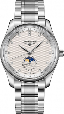 Longines Master Moonphase Automatic 40mm L2.909.4.77.6