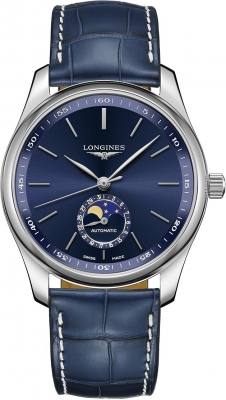 Longines Master Moonphase Automatic 40mm L2.909.4.92.0