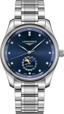 Longines Master Moonphase Automatic 40mm L2.909.4.97.6