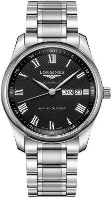 Longines Master Automatic 40mm L2.910.4.51.6