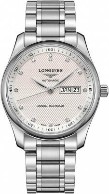 Longines Master Automatic 40mm L2.910.4.77.6
