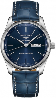 Longines Master Automatic 40mm L2.910.4.92.0