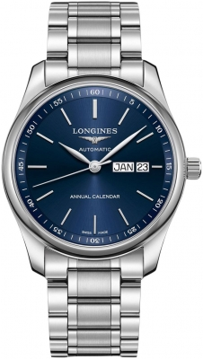 Longines Master Automatic 40mm L2.910.4.92.6