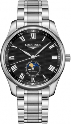 Longines Master Moonphase Automatic 42mm L2.919.4.51.6