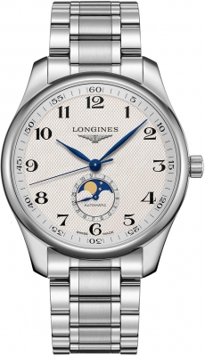 Longines Master Moonphase Automatic 42mm L2.919.4.78.6