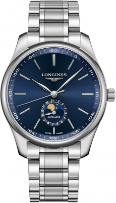 Longines Master Moonphase Automatic 42mm L2.919.4.92.6