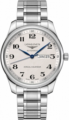 Longines Master Automatic 42mm L2.920.4.78.6