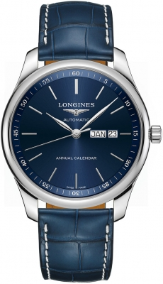 Longines Master Automatic 42mm L2.920.4.92.0