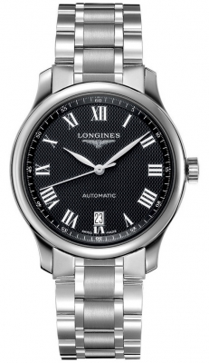 Longines Master Automatic 38.5mm L2.628.4.51.6