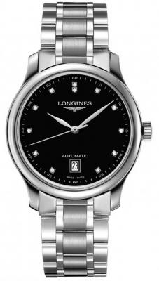 Longines Master Automatic 38.5mm L2.628.4.57.6