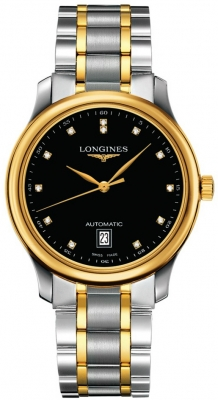 Longines Master Automatic 38.5mm L2.628.5.57.7
