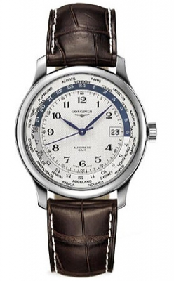 Longines Master Automatic GMT L2.631.4.70.3