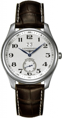 Longines Master Automatic Big Date 40mm L2.676.4.78.3