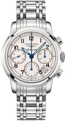 Longines The Saint-Imier Chronograph 41mm L2.752.4.73.6