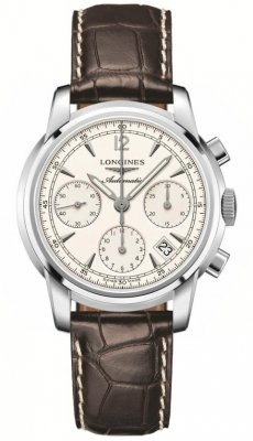 Longines The Saint-Imier 39mm L2.753.4.72.2