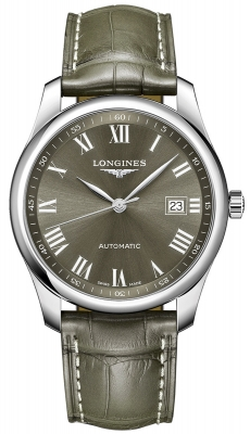 Longines Master Automatic 40mm L2.793.4.71.5