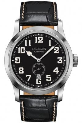 Longines Heritage Classic L2.811.4.53.0
