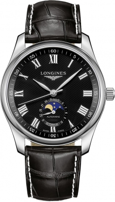 Longines Master Moonphase Automatic 40mm L2.909.4.51.7