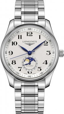 Longines Master Moonphase Automatic 40mm L2.909.4.78.6