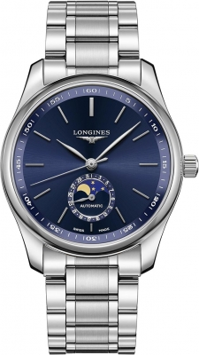 Longines Master Moonphase Automatic 40mm L2.909.4.92.6