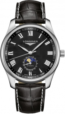Longines Master Moonphase Automatic 42mm L2.919.4.51.7
