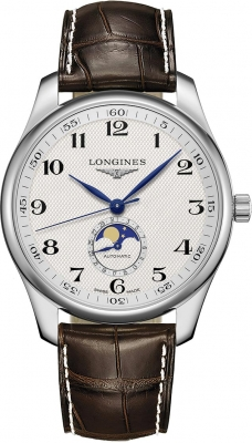 Longines Master Moonphase Automatic 42mm L2.919.4.78.3