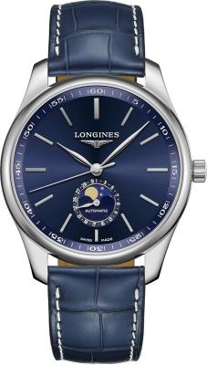 Longines Master Moonphase Automatic 42mm L2.919.4.92.0