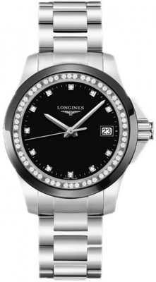 Longines Conquest Quartz 35mm L3.281.0.57.6