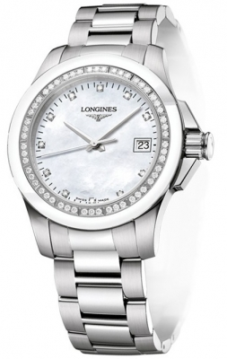Longines Conquest Quartz 35mm L3.281.0.87.6